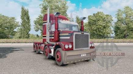 Western Star 4800 TS 8x4 для Euro Truck Simulator 2