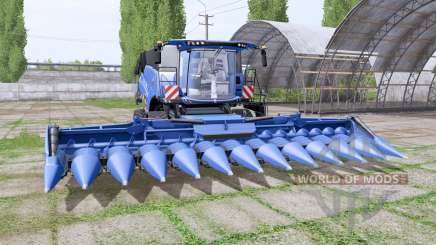 New Holland CR10.90 RowTrac pack для Farming Simulator 2017