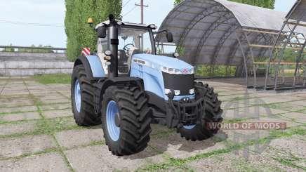 Massey Ferguson 8740 v1.0.1.5 для Farming Simulator 2017