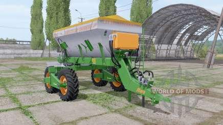 Stara Hercules 10000 Inox для Farming Simulator 2017