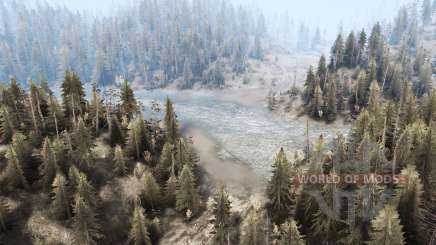 Сибирский округ для MudRunner