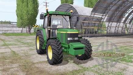 John Deere 6110 для Farming Simulator 2017