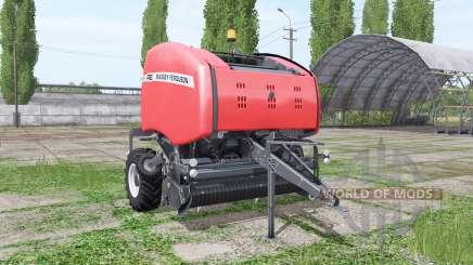 Massey Ferguson RB 2125F для Farming Simulator 2017