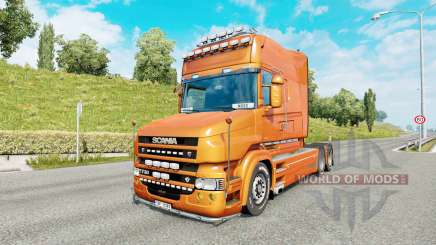 Scania T v2.2.3 для Euro Truck Simulator 2