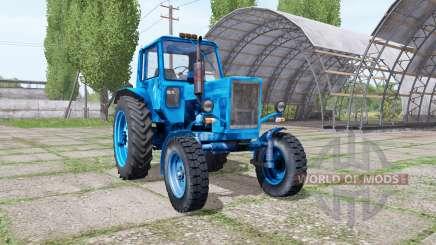 МТЗ-80 Беларус by Nikita197 для Farming Simulator 2017
