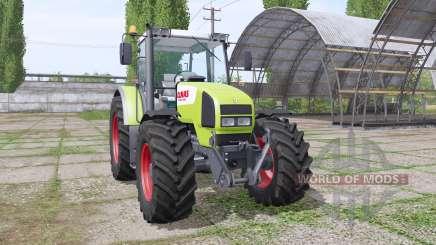 CLAAS Ares 616 RZ by X3D для Farming Simulator 2017