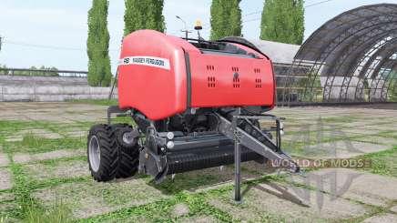 Massey Ferguson RB 2125F v1.1 для Farming Simulator 2017