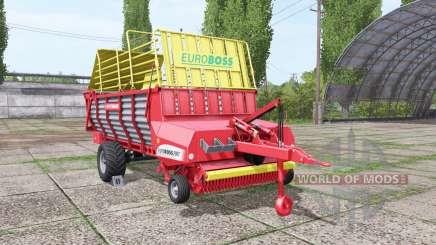POTTINGER EUROBOSS 290 T для Farming Simulator 2017