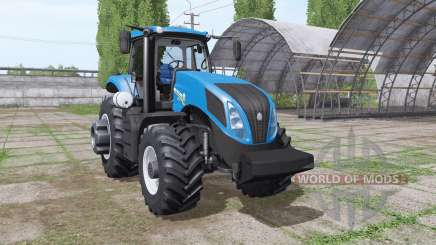 New Holland T8.355 для Farming Simulator 2017