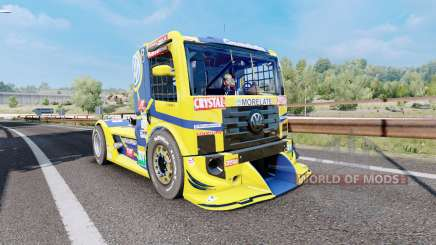 Volkswagen Constellation Formula Truck 2006 для Euro Truck Simulator 2