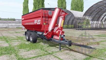 METALTECH PP 20 sugar cane для Farming Simulator 2017