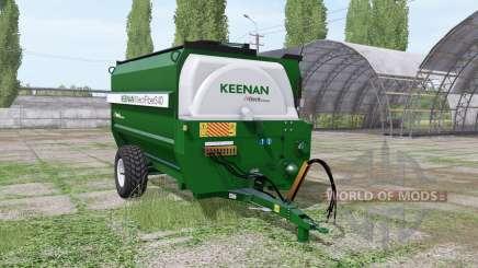 Keenan Mech-Fibre 340 v1.3 для Farming Simulator 2017
