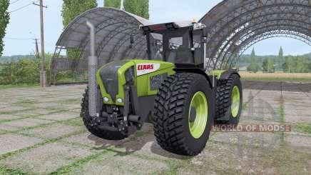 CLAAS Xerion 3300 Trac VC v2.0 для Farming Simulator 2017