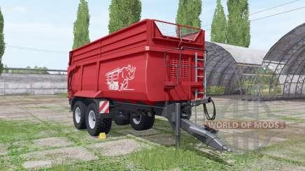 Krampe Big Body 790 для Farming Simulator 2017