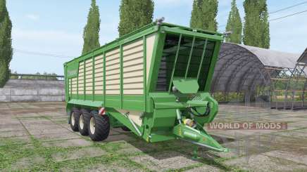 Krone TX 560 D v1.1 для Farming Simulator 2017