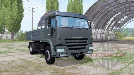 КАМАЗ 45253 v1.2 для Farming Simulator 2017