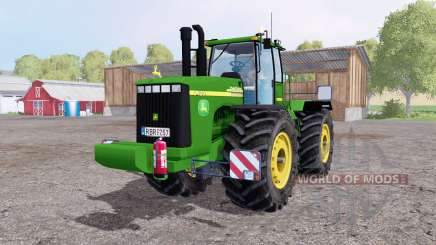 John Deere 9420 v1.1 для Farming Simulator 2015