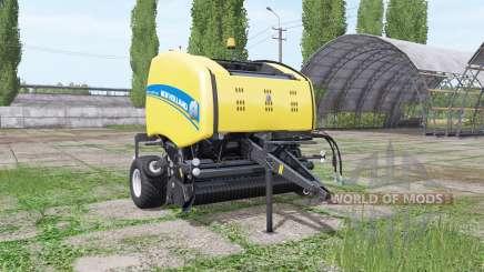 New Holland Roll-Belt 150 by Bremi456 для Farming Simulator 2017