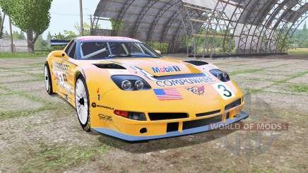 Chevrolet Corvette C5-R 2004 для Farming Simulator 2017