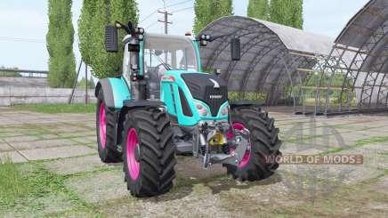 Fendt 724 Vario v1.1 для Farming Simulator 2017