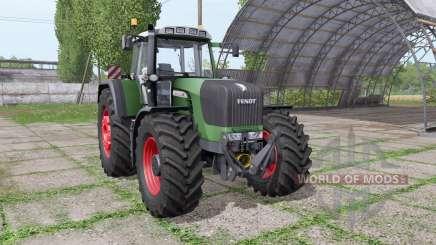 Fendt 916 Vario TMS by Mo6r для Farming Simulator 2017