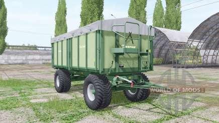 Krone Emsland DK 280 R edit Dracko для Farming Simulator 2017