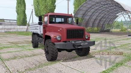 ГАЗ 3308 Садко для Farming Simulator 2017