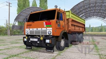 КамАЗ 53212 v1.1 для Farming Simulator 2017
