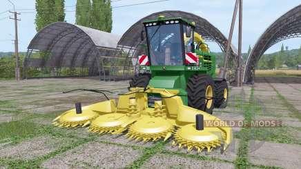 John Deere 7400 v1.2 для Farming Simulator 2017