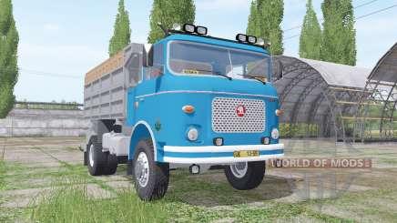 Skoda-LIAZ 706 MTSP v2.1 для Farming Simulator 2017