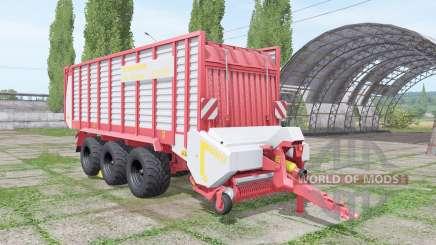 Strautmann Tera-Vitesse CFS 5201 DO update для Farming Simulator 2017