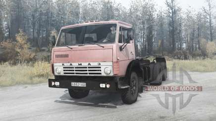 КамАЗ 55102 by Devil38rus для MudRunner