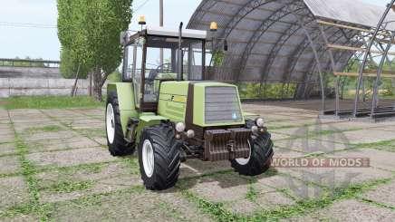Fortschritt Zt 323-A green для Farming Simulator 2017