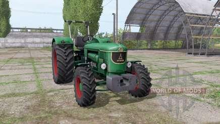 Deutz D 90 05 v1.0 для Farming Simulator 2017