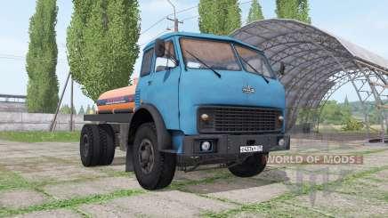 МАЗ 504 Огнеопасно для Farming Simulator 2017