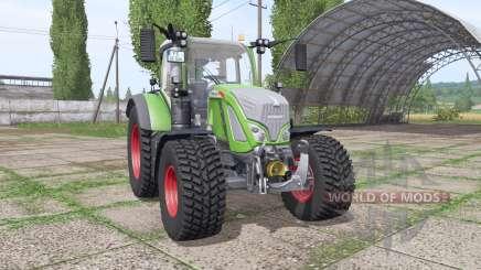 Fendt 516 Vario SCR nokian tyres для Farming Simulator 2017