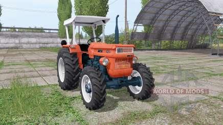 Fiat 420 DT v1.1 для Farming Simulator 2017