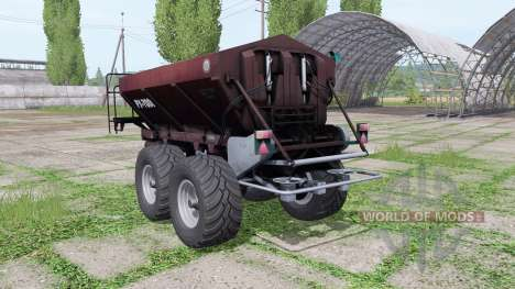РУ 7000 v1.4 для Farming Simulator 2017