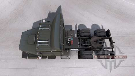 КрАЗ 6443-080 для American Truck Simulator