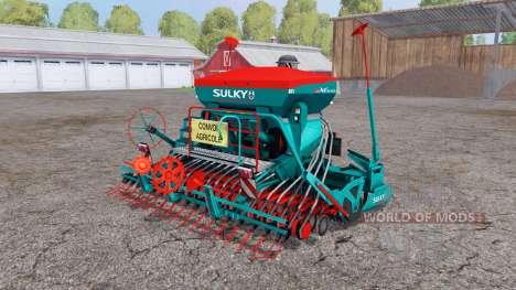 Sulky Xeos v2.2 для Farming Simulator 2015