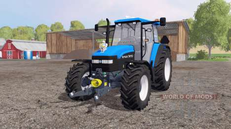 New Holland TM150 v1.3 для Farming Simulator 2015