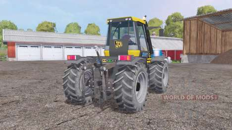 JCB Fastrac 2140 для Farming Simulator 2015