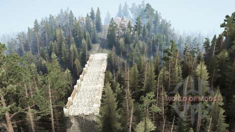 Шёпот леса для Spintires MudRunner