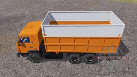 КАМАЗ 55102 для Farming Simulator 2013