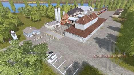 Dondiego v1.2 для Farming Simulator 2017
