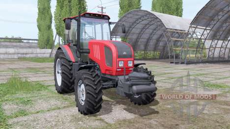 Беларус 1822 v1.2.1 для Farming Simulator 2017