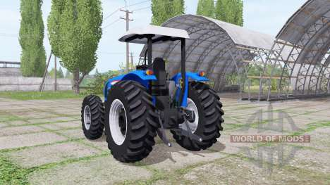 LS Plus 80 для Farming Simulator 2017