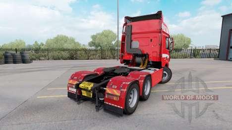 DAF CF85.480 6x4 Space Cab 2006 v0.2.1 для American Truck Simulator