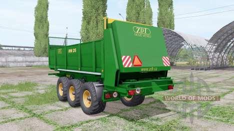 ZDT RM 25 для Farming Simulator 2017