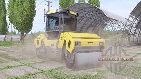 Dynapac CC2200 для Farming Simulator 2017